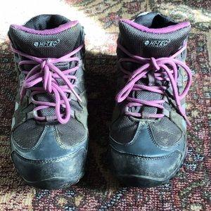 Hi tec waterproof hiking shoes